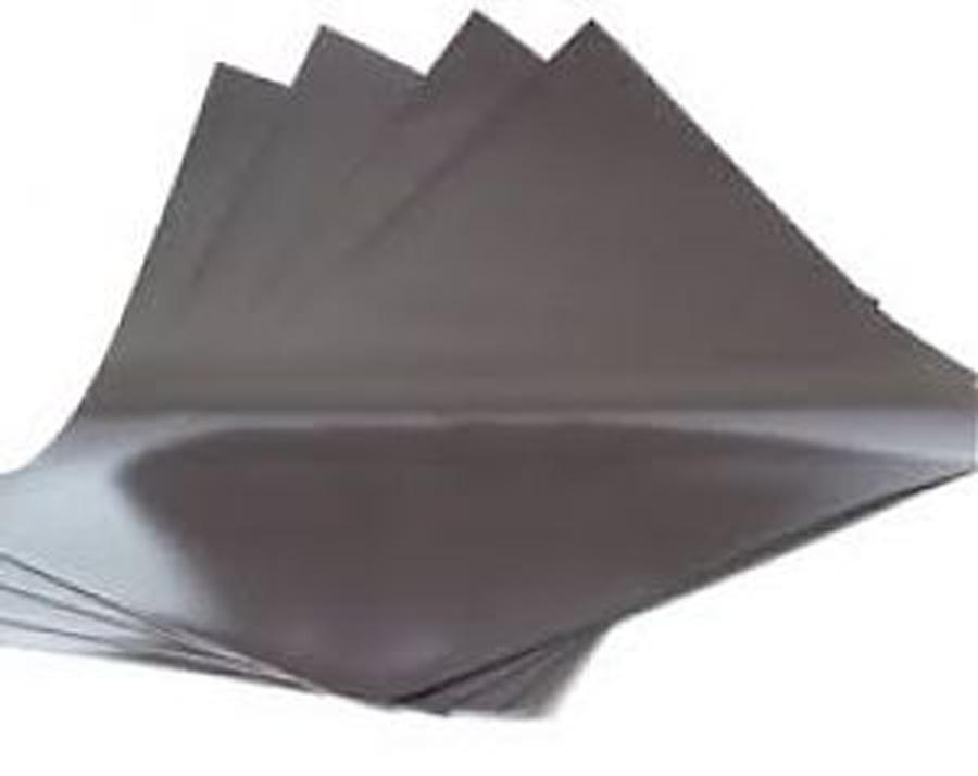 Мягкое полимерное железо без клеевого слоя (лист)